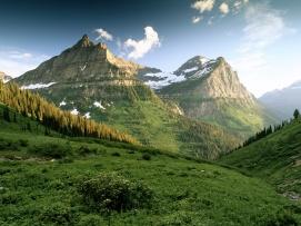 Montanhas e Vale