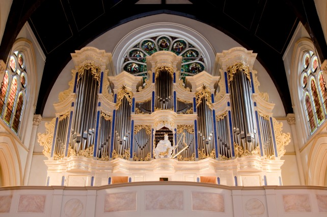 Christ Church Organ