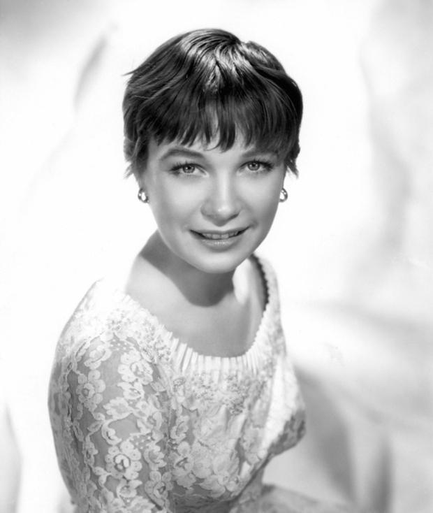 Atriz estadunidense Shirley MacLean Beaty (1934)